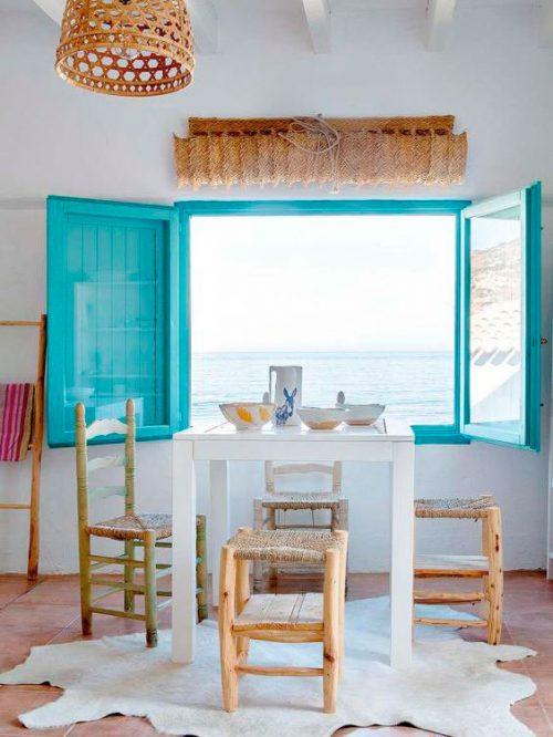 vivienda de estilo mediterráneo