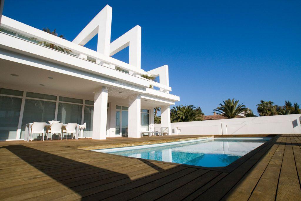 La joya de la casa: la terraza